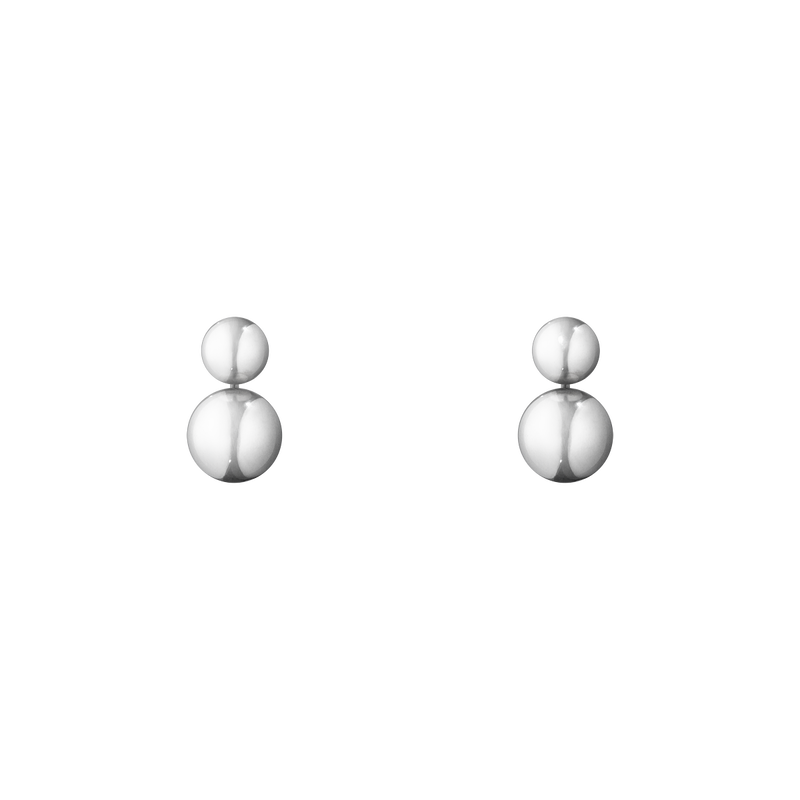 MOONLIGHT GRAPES earrings - sterling silver