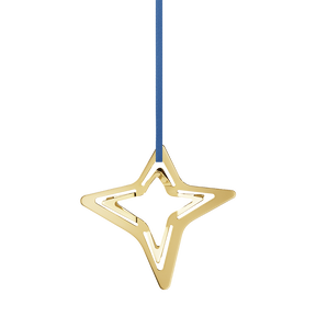 2021 Holiday Ornament, Four Point Star
