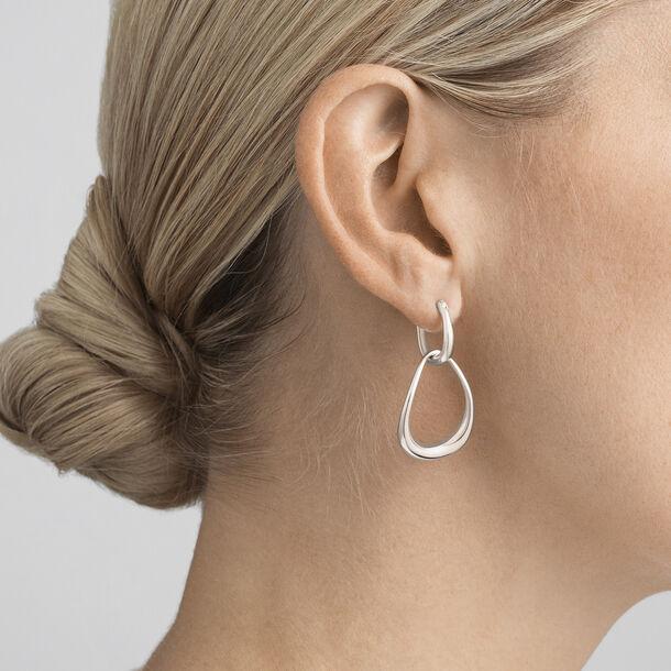 e9e17d1a8 OFFSPRING interlocked mother daughter earrings in sterling silver