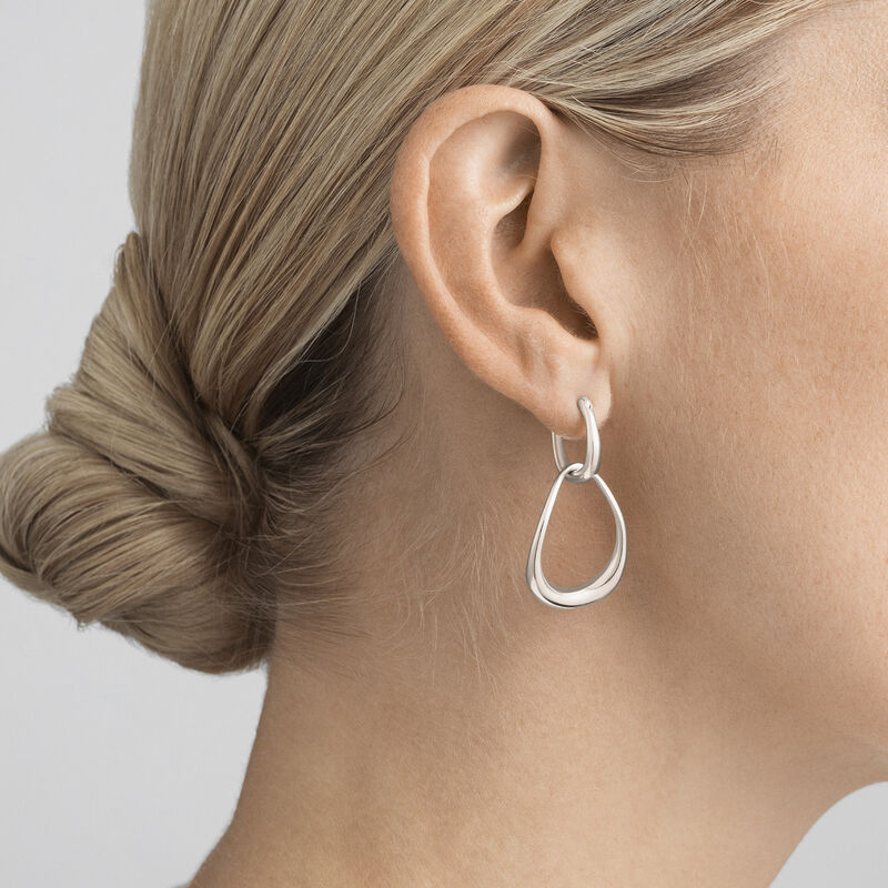 OFFSPRING interlocked earrings