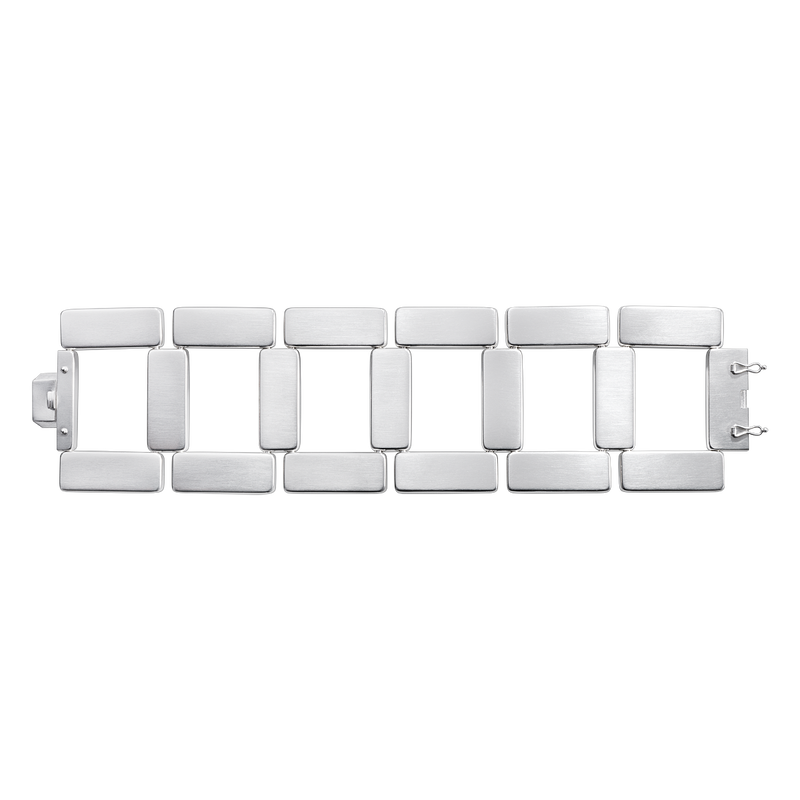 ARCHIVE COLLECTION bracelet - sterling silver