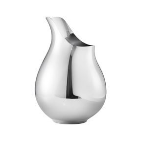 ILSE vase - stainless steel, medium