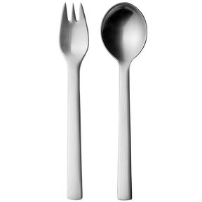 NEW YORK Child's cutlery set, 2 pcs. (043, 031)