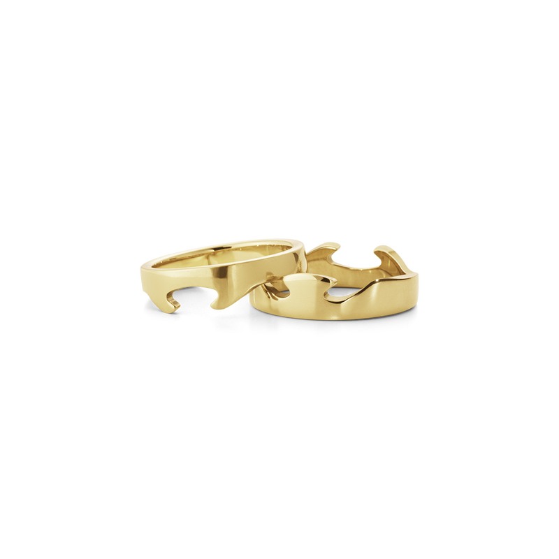 FUSION 2piece Ring