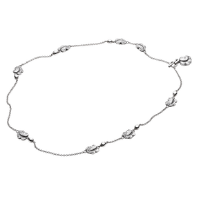 MOONLIGHT GRAPES halsband - sterling silver