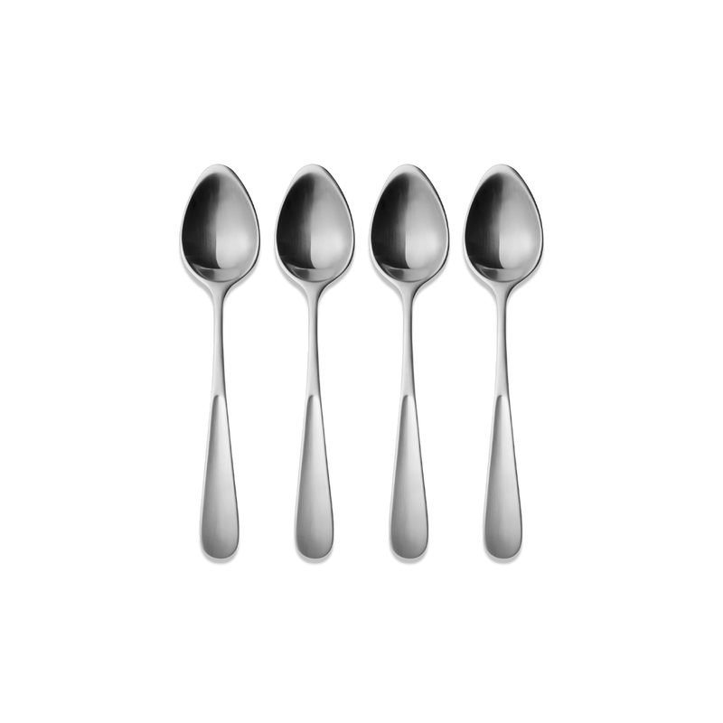 VIVIANNA dessert spoon giftbox, 4 pcs