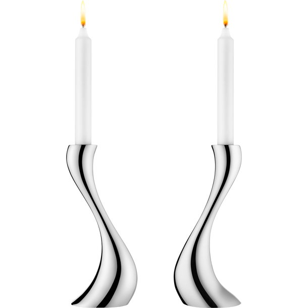 COBRA Candlestick, medium (2 pc.)