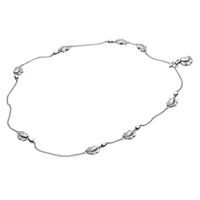 MOONLIGHT GRAPES necklace - sterling silver
