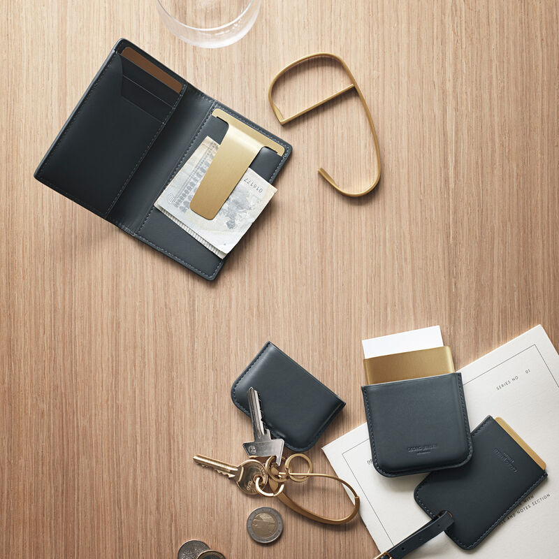 SHADES business card holder