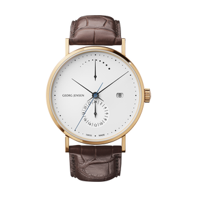 KOPPEL GMT POWER RESERVE - 41 mm, Automatic mechanical