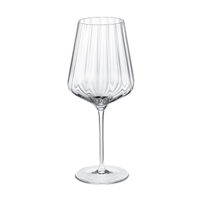 BERNADOTTE white wine Glass, 6 pcs.  - Design inspired by Sigvard Bernadotte