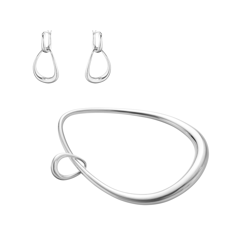 OFFSPRING product set earrings bangle