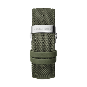 KOPPEL strap - 41 mm, dark green canvas M