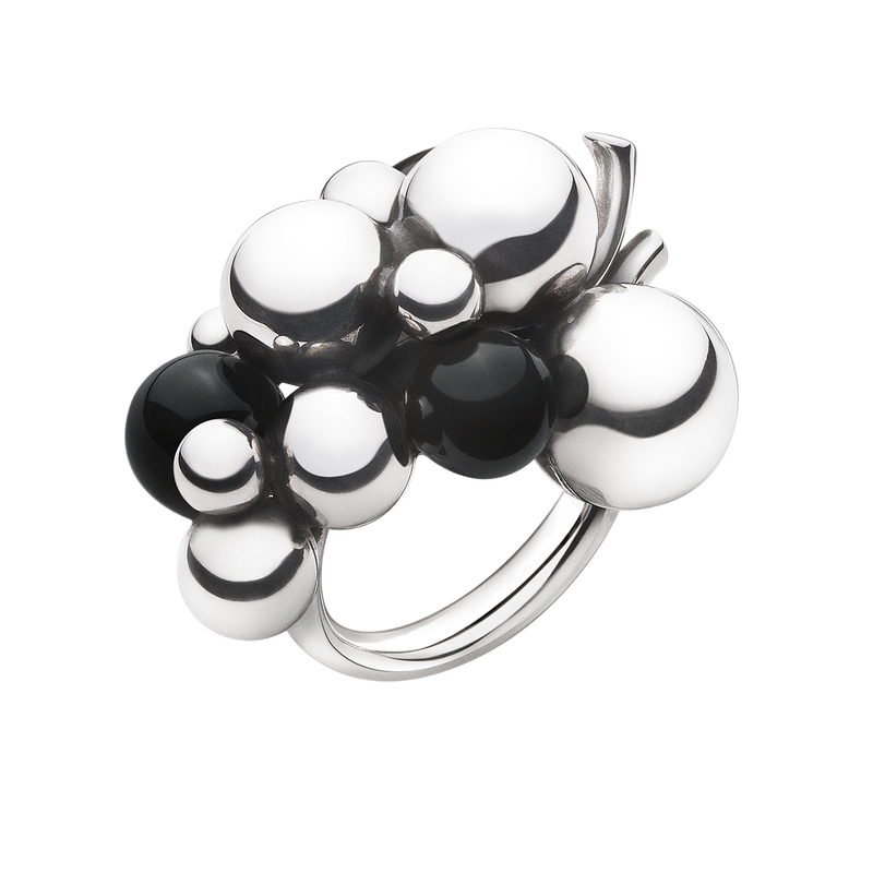MOONLIGHT GRAPES Ring, Large