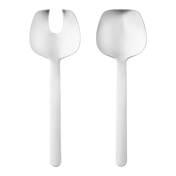 LOUISE CAMPBELL Salad servers