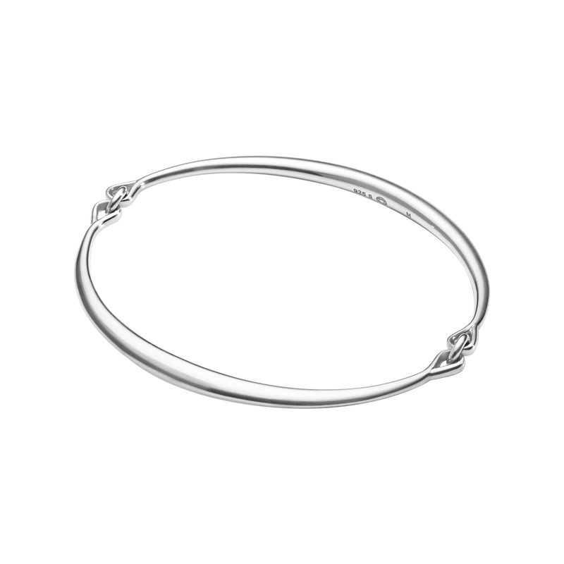 ASTRID bangle - sterling silver, large