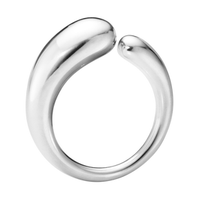 Mercy ring, small - sterling silver