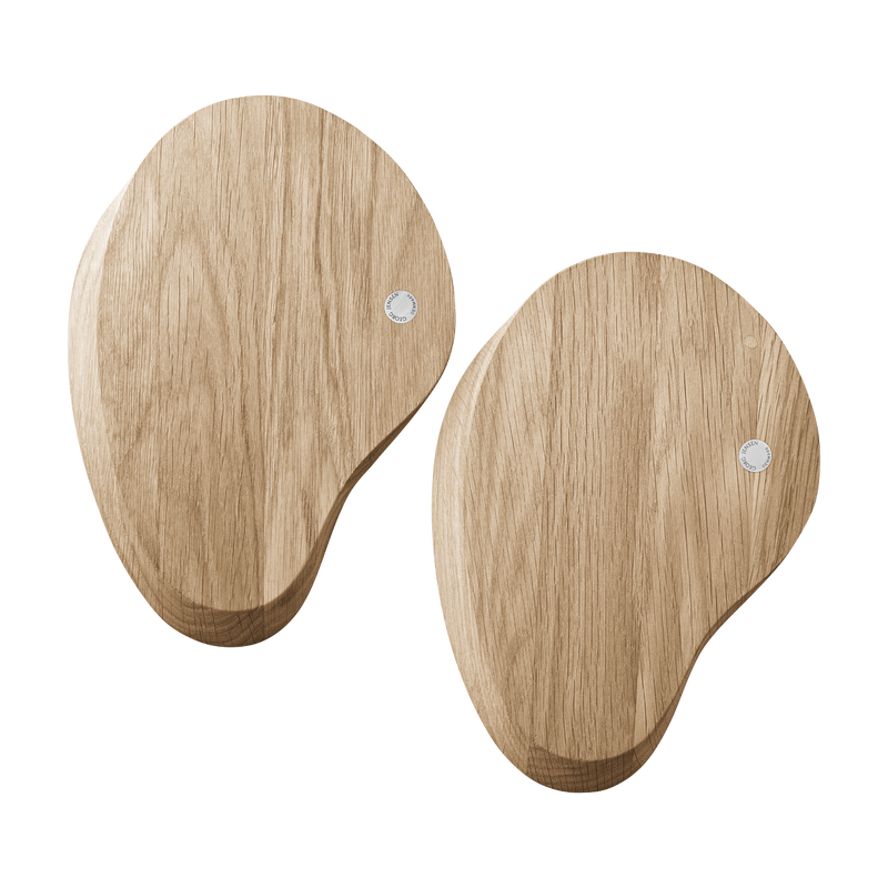 BLOOM oak board, small, 2 pcs.