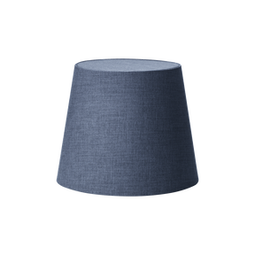 CAFU lampshade - small, dark blue