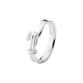 TORUN ring – sterlingsilver