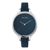 CONCAVE - 39 mm, Quartz, blue dial