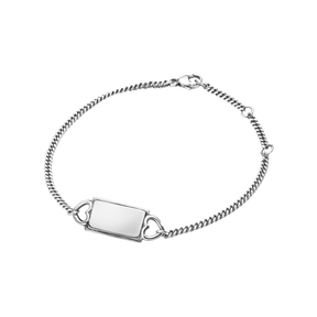 HEARTS OF GEORG JENSEN bracelet - sterling silver