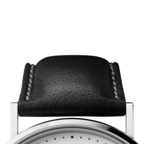 KOPPEL Strap - 41 Mm, Black Leather