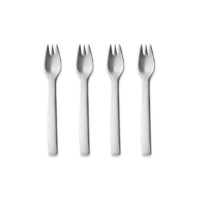 NEW YORK cake fork giftbox, 4 pcs