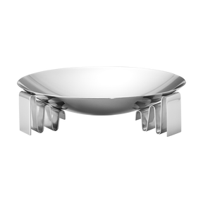 FREQUENCY bowl, medium - stainless steel