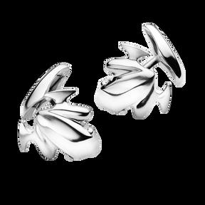Mens Designer Cufflinks In Silver And Onyx Shop At Georg Jensen