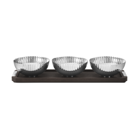 BERNADOTTE tray with bowls - Design Inspired By Sigvard Bernadotte