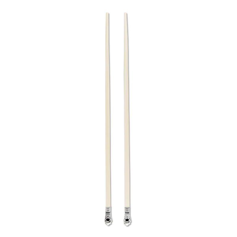 ACORN chopsticks, mammoth tusk