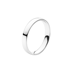 MAGIC ring - 18 kt. white gold