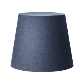 CAFU lampshade - large, dark blue