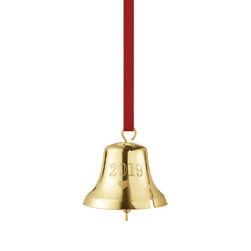 2019 Christmas Bell decoration