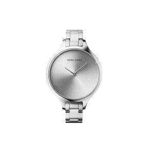 CONCAVE - 39mm, Quartz, Sunray Dial, Steel Bracelet