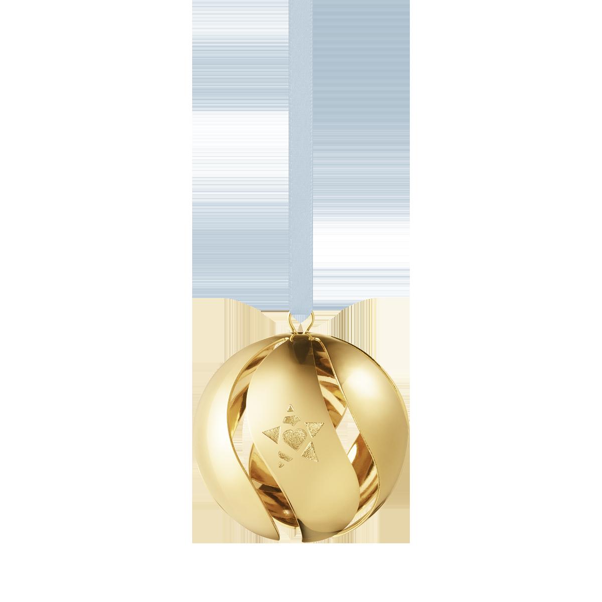Danish Silver Bangle avec boule-Lund Copenhague