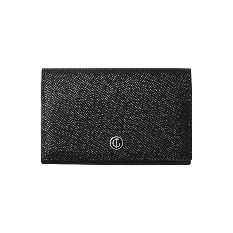 BUSINESS CLASSIC business card holder, black