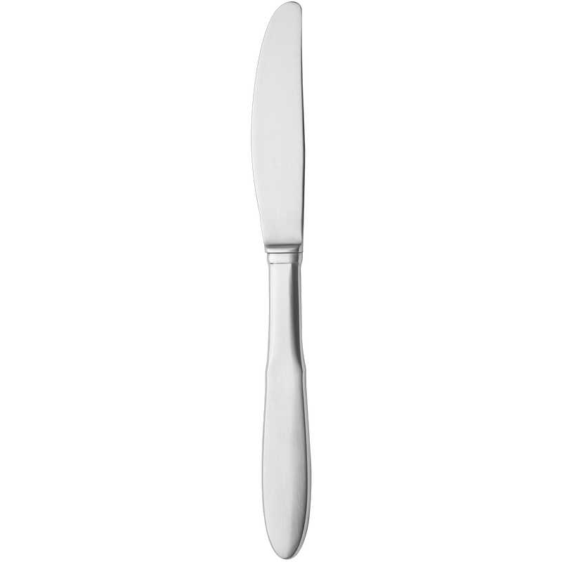 MITRA Dinner knife, serrated (long handle)
