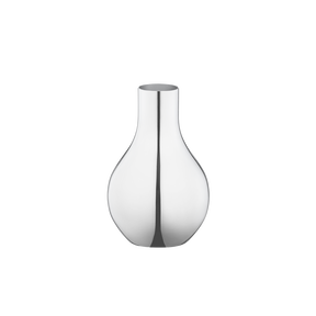 CAFU vase, extra small, stainless steel