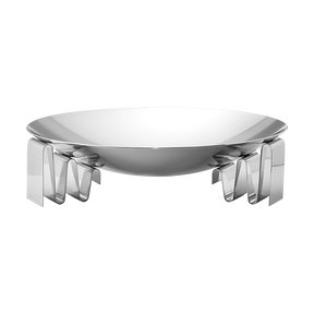 FREQUENCY bowl, large - stainless steel