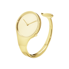 VIVIANNA - 34 mm, Quartz, yellow gold