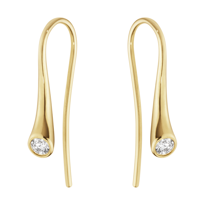 a05dafeaa8e22 MAGIC earrings - 18 kt. yellow gold with diamonds