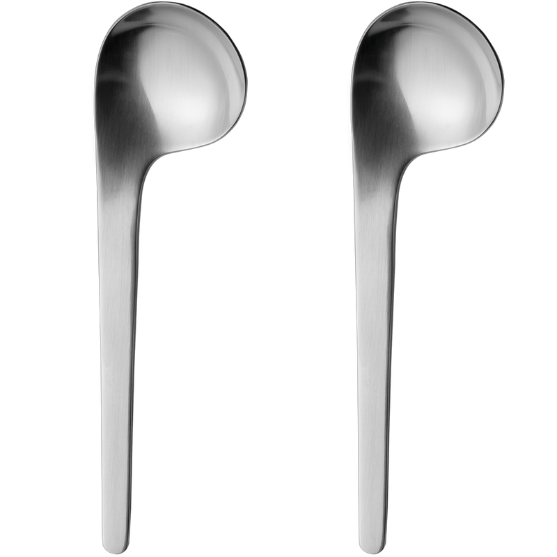 ARNE JACOBSEN Bouillon spoon, 2 pcs. (left hand)