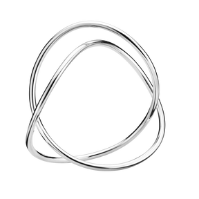ALLIANCE armring - sterlingsølv