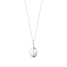 DEW DROP, Pendant with silver stone