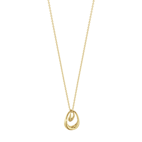 OFFSPRING pendant, 18 karat yellow gold