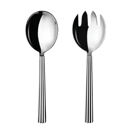 BERNADOTTE serving set, 2 pcs - original design by Sigvard Bernadotte