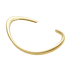 OFFSPRING bangle - 18 kt. yellow gold