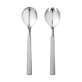 BERNADOTTE, Salad serving set, original design by Sigvard Bernadotte.